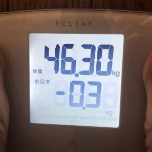 46.30kg  焼肉食べ放題