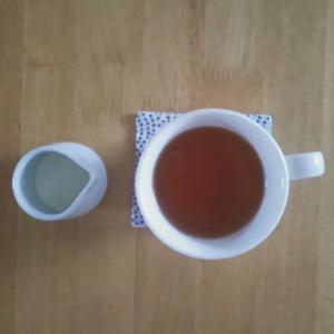 紅茶 / 婦人科に行ってきました