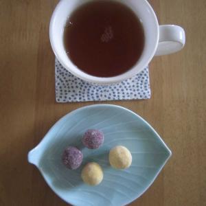 鎌倉まめや「紫芋&かぼちゃプリン」