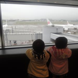 子連れ沖縄旅行① 2歳11カ月