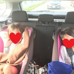 双子 子連れ 旅行 【宮城・那須】①