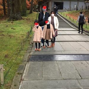 GOTOキャンペーン 子連れ 双子 東北旅行3日目 岩手 平泉 中尊寺