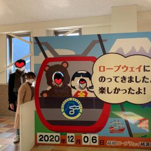 GOTOキャンペーン 子連れ 箱根旅行③ 大涌谷 喘息持ちは気を付けて!!
