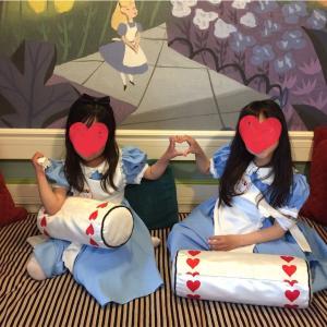 ディズニーランドホテル 不思議の国のアリスのキャラクタールームに宿泊してみた