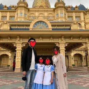 子連れ ディズニーリゾート 1泊2日の旅 ディズニーランドホテル宿泊記