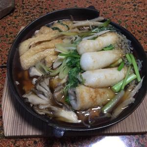 秋田市の居酒屋『秋田乃瀧』で郷土料理を食べる