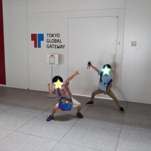 TGG(東京英語村)で海外生活体験♪