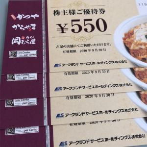 【株主優待】アークランドサービスホールディングス