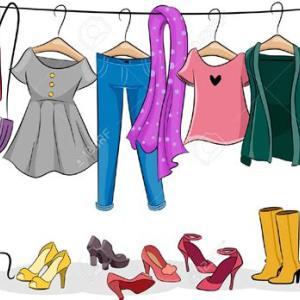 英語で子育てフレーズ集:服屋4 English@Clothes Stores