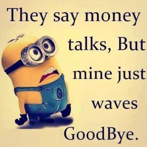 Money talks⁉️  金が物を言う⁉️
