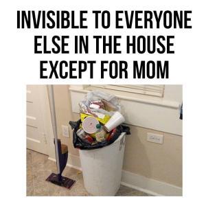 母親にしか目に入らない物  only visible to mums