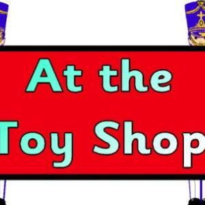 英語で子育て:玩具屋3 English @ Toyshop