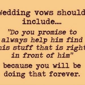What to include in wedding Vows? 結婚誓約書に加える文章とは?