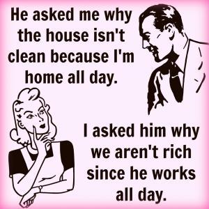 家が片付いていない⁉️ House isn't clean?!
