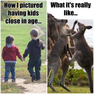 想像と違う  perception vs reality