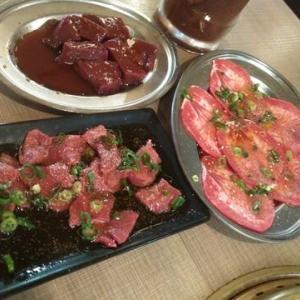 【外食】焼肉 なかごし神田店