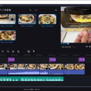 初心者でも動画編集が簡単できるMovavi Video Editorのレビュー