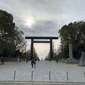 はじめての靖国神社