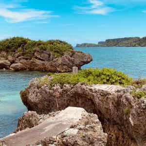 沖縄離島伊計島のパワースポット