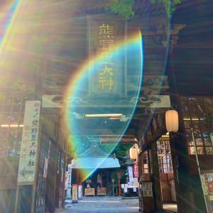 全国的にも珍しい!!!長野県と群馬県にまたがって建っている神社