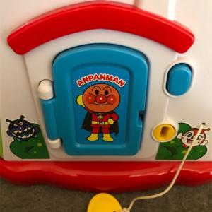 1歳児毎日遊ぶお気に入りアンパマンのおもちゃ7選