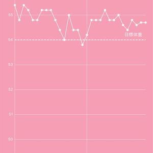 産後ダイエット230日目 体重を維持してクリスマス、お正月を乗り切りたい