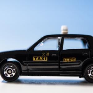 タクシー車両がガソリン車ではなくLPG車が多い理由