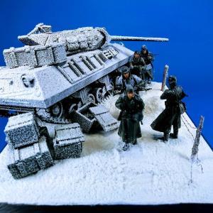 「ヒトラー最後の攻勢 先鋒部隊をおいかけて」1944年12月ベルギー