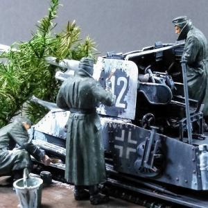 1943年秋 東部戦線 「冬がまた来る。」