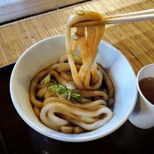 今日のお昼ご飯2 三重県伊勢市おかげ横丁『うどんや ふくすけ』