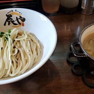名古屋市熱田区『辰や 金山店』濃厚つけ麺