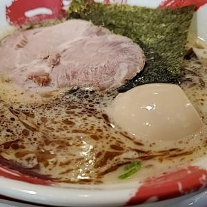 『熟成とんこつラーメン専門 一番軒 ささしま店』黒豚骨 謹製味玉ラーメン