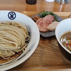 名古屋市千種区『中華蕎麦 生る』濃厚つけそば