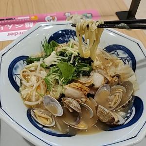 イオンモール熱田制覇⑦『リンガーハット』ほたてとあさりのちゃんぽん