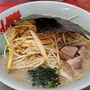名古屋市港区 山岡家 宝神店『ネギラーメン 塩 ネギ増し』