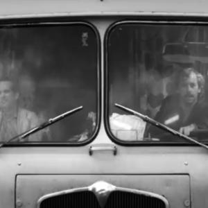 男の二人旅、音楽最高、モザイク少々。長いが見る価値大。『さすらい』ヴィム・ヴェンダース「ロードムービー3部作」第3作