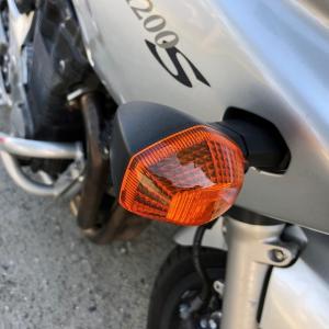 バイク車検のウィンカーの話