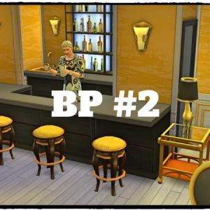 【Sims4 BP】#2 常連