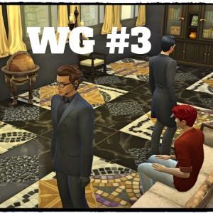 【Sims4 WG】#3 疑惑