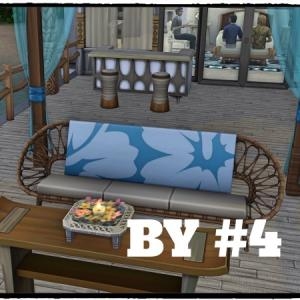【Sims4 BY】#4 仲間