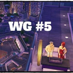 【Sims4 WG】#5 思惑
