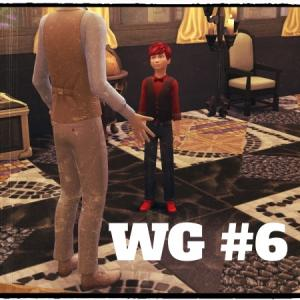 【Sims4 WG】#6 兄弟