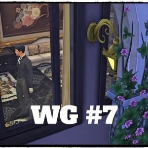 【Sims4 WG】#7 従順