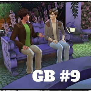【Sims4 GB】#9 告白