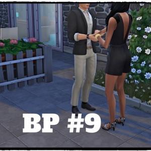 【Sims4 BP】#9 初恋