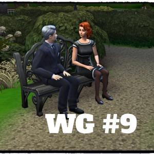 【Sims4 WG】#9 懐古