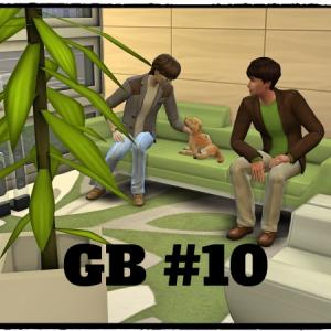 【Sims4 GB】#10 距離