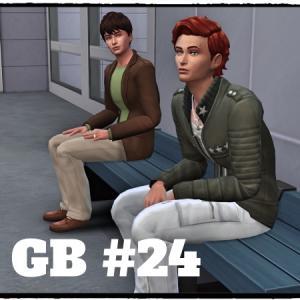 【Sims4 GB】#24 対決