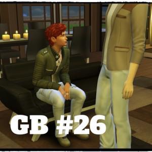 【Sims4 GB 最終回】#26 再会
