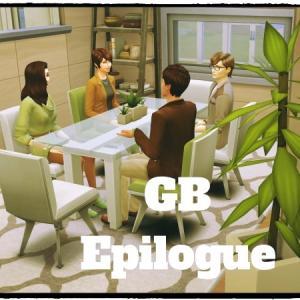 【Sims4 GB】Epilogue